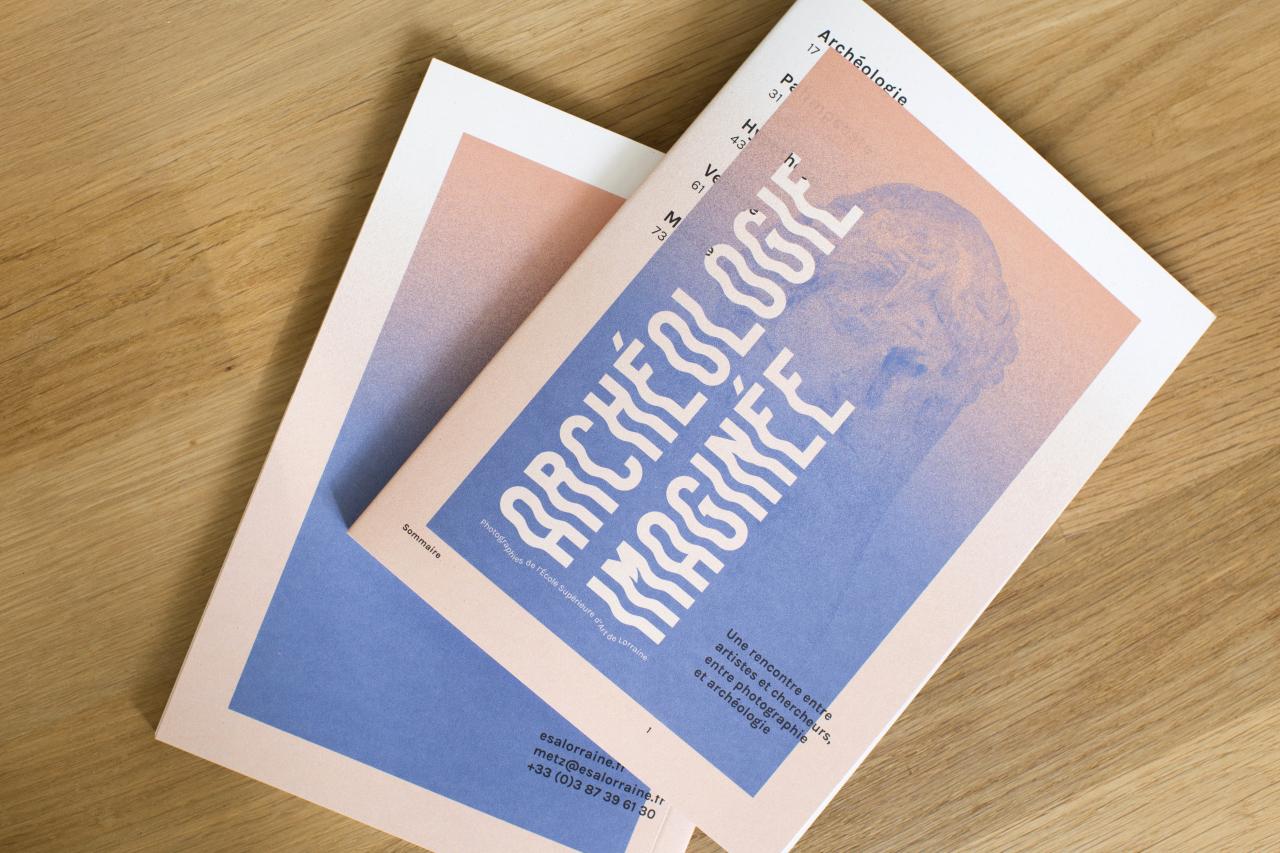 Archéologie imaginée – catalogue image #1