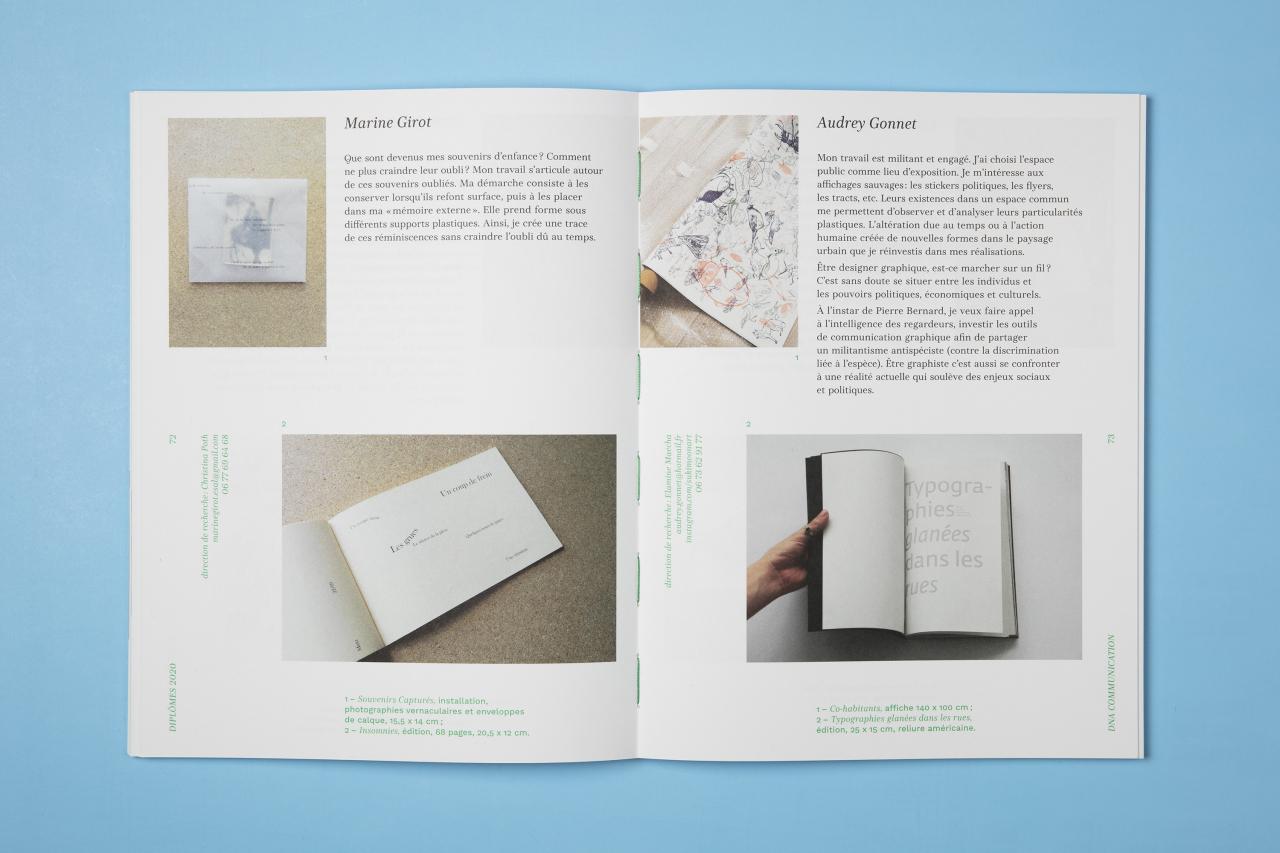 Catalogue des diplômes 2020 image #9